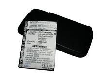 3.7V battery for HTC Kaiser 140, KAIS160, 35H00086-00M, TyTN II, KAS160 NEW