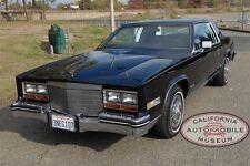 Cadillac : Eldorado 2dr Coupe