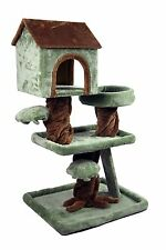 """39"""" Special Cat Tree Robin Hood Tree House Furniture Playhouse Pet Bed Kitten"""