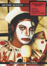 MICHAEL JACKSON - MEGA BOX - (brand new & sealed 4 x dvd boxset) - MB08291958