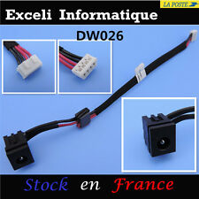 Connecteur dc power jack socket  cable wire dw026 Toshiba satellite A305D