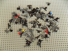 LEGO Bulk Lot of Handle Bars Minifig Accessories Vehicle Builder 100 pieces a