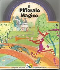 S5 Il Pifferaio magico La coccinella ed. 2005 CARTONATO