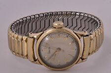 Hamilton Gold Filled 17 Jewel Hand Winding 30 mm Wrist Watch