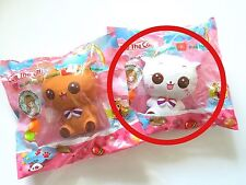 iBloom Quality Super Rare Cutie The Cat (White) Squishy Limited Stock Only!