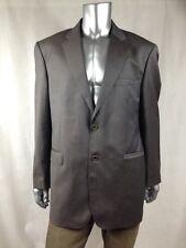 $1695 ERMENEGILDO ZEGNA Traveller Wool & Silk Men`s Striped Sport Coat Sz 48
