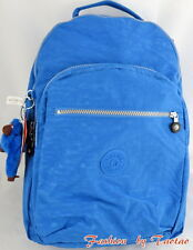 New with Tag Kipling SEOUL Backpack w Laptop Protection Furry Monkey