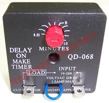 Qty1 QD068 Delay on Make Timer HVAC Parts for delaying start on Central A/C unit