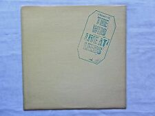 The Who Live at Leeds 1980 MCA-37000 Reissue of 1970 Decca U.S. Pressing G+