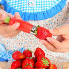 Vegetable Fruit Removal Fruit Corer Strawberry Stem Gem Leave Strawberry Huller
