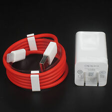 Original DASH Type-C Charging Cable+VOOC 5V 4A Fast Charger for Oneplus 3 Three