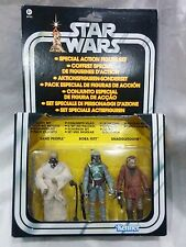 Star Wars Special Action Figure set  Tusken Boba Fett Snaggletooth 3.75 scale