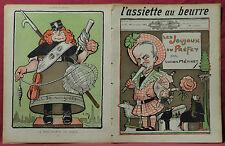 Assiette au Beurre N˚35/4  30 Novembre 1901 Les Joujoux des Préfet par L.Métivet