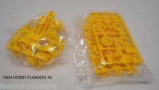 New Tamiya 2015 Monster Beetle 58618 X & Y Parts Yellow Trees for Damper Shocks