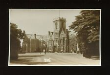 Somerset TAUNTON Queen's College Judges Proof plain back photo c1950/60s