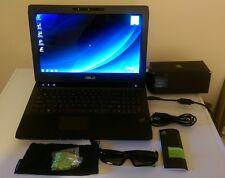Asus 3D  ROG g53JW I7 quad 1.73/3.1 GHz turbo,GTX460 1.5GB, 320 GB HD, 10 GB ram