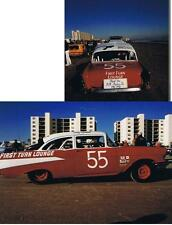 CD_542 #55 Tiny Lund '57 Chevy     1:64 Scale Decals  ~OVERSTOCK SALE~