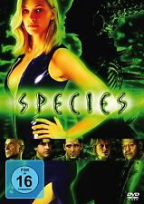 SPECIES (Natasha Henstridge, Ben Kingsley, Michael Madsen) NEU+OVP