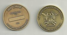 """ARMY SERGEANT AUDIE MURPHY CLUB OUTSTANDING ACHIEVEMENTS 2""""  CHALLENGE COIN"""