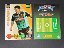 K. GAMEIRO LORIENT ROOKIE SEVILLA FOOTBALL FOOT ADRENALYN CARD PANINI 2009-2010
