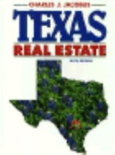 Texas Real Estate by Jacobus, Charles J.; Harwood, Bruce M.