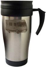 Hymer B-Klasse Isolierbecher Trinkbecher Kaffeebecher Autobecher Fotogravur