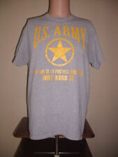 T-SHIRT - MEN'S MEDIUM (M) - U.S. ARMY - JOB IS TO PROTECT YOUR ASS, NOT KISS IT