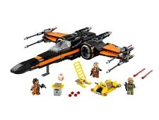 LEGO Star Wars THE FORCE AWAKENS  75102: Poe's X-Wing Fighter NEW BNIB