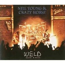 "NEIL YOUNG & CRAZY HORSE ""WELD"" CD ROCK NEU"