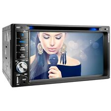 AUTORADIO MIT GPS NAVI NAVIGATION BLUETOOTH TOUCHSCREEN DVD CD USB SD MP3 2DIN