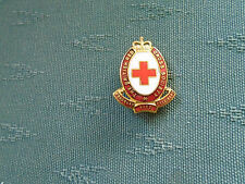 OLD BRITISH RED CROSS SOCIETY - HONORARY VICE PRESIDENT ENAMEL PIN BADGE - GAUNT