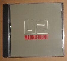 U2 ‎– Magnificent - Promo CD. The rare US release. 2009. INTR-12571-2