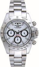 TECHNOS Japan Wristwatch Wrist Watch Quartz TGM615SW Men 1 Year Warranty