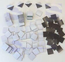 Magnetplättchen (Takkis), selbstklebend - 20mm x 20mm - 250 Stück Magnetfolie