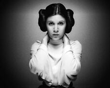 Carrie Fisher Princess Leia Star Wars 8x10 Photo 004