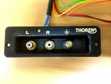 RARE VINTAGE NOS CONNECTOR & AUTO SHUT OFF PLATE FOR THORENS TD 2001/3001