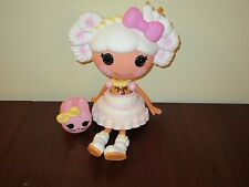 Lalaloopsy Toasty Sweet Fluff Large Doll with Pet