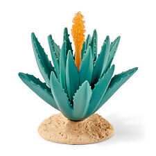 Schleich 42243 Agave Plant Accessory for Toy Wild Animal Figurines Diorama - NIP