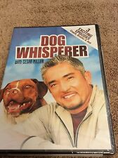 Dog Whisperer With Cesar Millan DVD. Three Episodes. NEW.