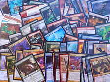 100 VERSCHIEDENE RARES englisch diverse editionen magic the gathering EXC-MINT