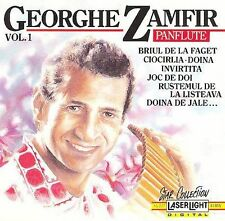 Georghe Zamfir Panflute, Vol. 1 by Gheorghe Zamfir (Pan Flute) (CD) Box 173