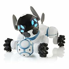 BRAND NEW CHiP Robot Toy Dog - White