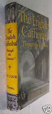 Libro Cattedrali Medioevo Cook THE ENGLISH CATHEDRAL through the Centuries ARTE
