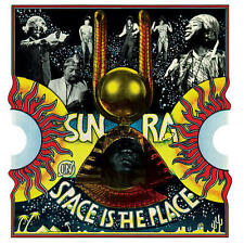 Sun Ra - Space Is The Place Soundtrack 2-LP SET NEW / PURPLE & GOLD LMTD EDITION