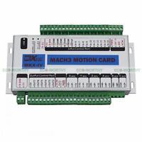 4 Achsen 2000KHz CNC USB Mach3 Interface Driver Board Schrittmotor Schnittstelle