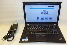 Lenovo Thinkpad T420s Laptop Core i5 2.5GHZ 4GB 128GB SSD DVDRW Win 7 PRO Webcam