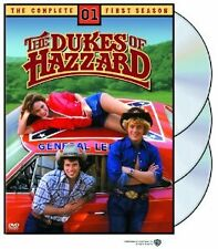Brand New DVD The Dukes of Hazzard: The Complete First Season  John Schneider