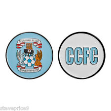 COVENTRY CITY FOOTBALL CLUB GOLF BALL MARKER