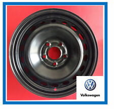 "EC565602 1 CERCHIO IN FERRO 6J X15"" ET 47 5X112 57,1 PER VOLKSWAGEN GOLF PLUS"