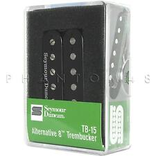 Seymour Duncan TB-15 Alternative 8 Trembucker Guitar Humbucker Pickup - BLACK